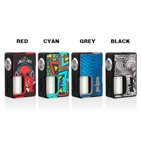 Vandy Vape Pulse BF Mod New Sticker