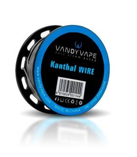Vandy Vape Kanthal A1 Fused Clapton Wire 24ga +32ga 10ft