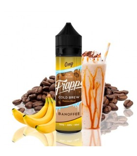 Frappe Cold Brew Banofee Coffee 50ml PANCAKE FACTORY