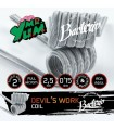 Bacterio Coils Devil´s Work Full Ni80