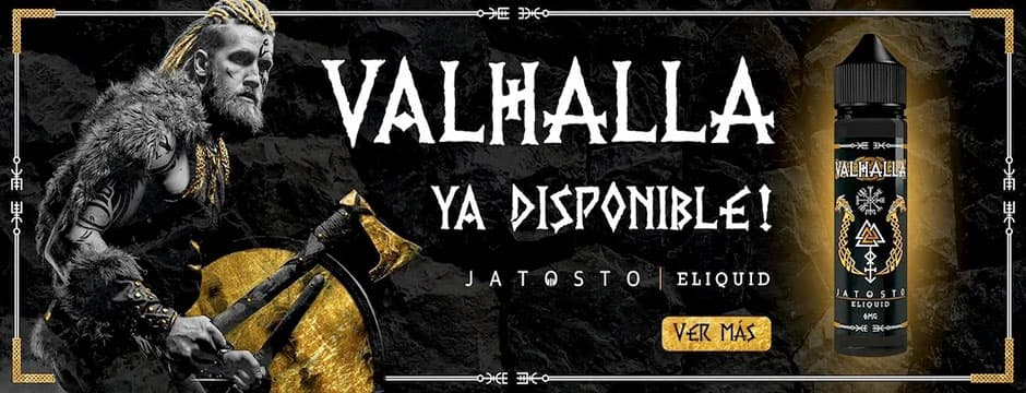 JATOSTO - VALHALLA